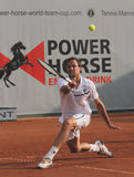 Day 2, Tennis Power Horse World Team Cup 2012 Stock Photography