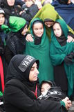 The Day of Ashura in Istanbul. stock image