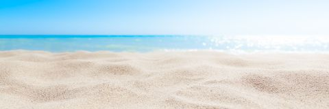 Day At The Beach royalty free stock images