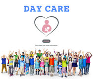 Day Care Center Child Education Kindergarten Concept Royalty Free Stock Image