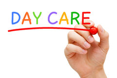 Day Care Concept Stock Photography