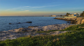 When the day comes. In Manfredonia - Gargano Stock Photography