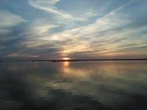 Elegant Sunset Royalty Free Stock Photo
