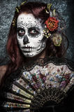 Day of the dead royalty free stock image
