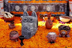 Day of the Dead celebration VII Royalty Free Stock Photos