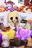 Day of the Dead celebration XIII Royalty Free Stock Photography