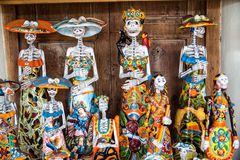 Day of the Dead Crafts royalty free stock photography