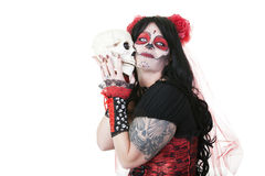 Day of The Dead Love Royalty Free Stock Image