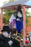 Day of the Dead Parade Royalty Free Stock Photos