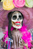 Day of the dead skeleton Stock Photo