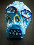 Day of the Dead Skull Royalty Free Stock Image
