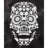 day of the dead skull Royalty Free Stock Photos