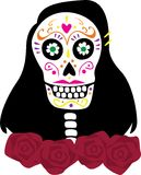 Day Of Dead Royalty Free Stock Photos