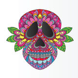 Day of the Dead  Skull Stock Photography