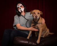 Day of The Dead veterinarian Stock Photography