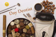 Day Dentist Royalty Free Stock Photography
