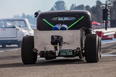 Day at the Drag Strip Royalty Free Stock Photo