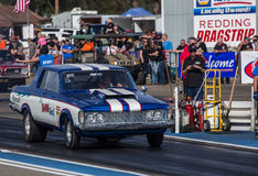 A Day at the Drags Royalty Free Stock Photo