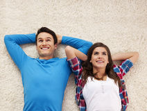 Free Day Dreaming On Carpet Stock Image - 30241211