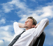 Day Dreaming Royalty Free Stock Photos