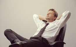 Day Dreaming Royalty Free Stock Photography
