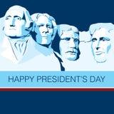 Day du Président Photo libre de droits