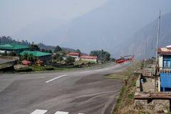 Lukla, Nepal stock photos
