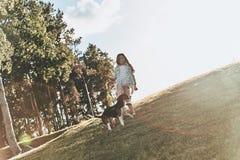 day enjoying summer Стоковая Фотография RF