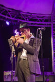Day of German Unity in Berlin Royalty Free Stock Images