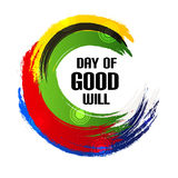 Day of Good Will. Stock Photo