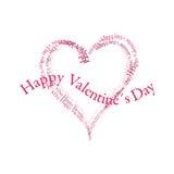 day happy s valentine 免版税库存照片