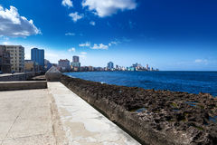 Day in Havana Royalty Free Stock Photos