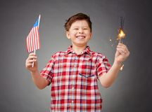 Day of Independence Royalty Free Stock Photography