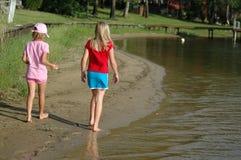Day at the Lake Royalty Free Stock Photos