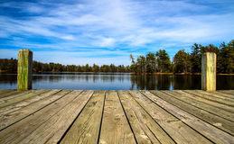 A Day At The Lake Royalty Free Stock Photos