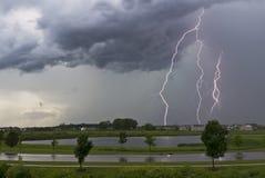 Day Lightning Stock Photos