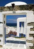 Day in Mikonos Royalty Free Stock Photography