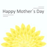 Day of mother Royalty Free Stock Photo