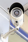 Day & Night Color IP surveillance camera Royalty Free Stock Photo
