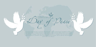 Day of peace Stock Image