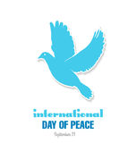 Day of peace Royalty Free Stock Photo