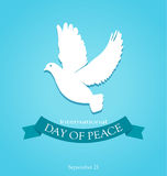 Day of peace Stock Images