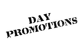 Day Promotions rubber stamp Stock Photos