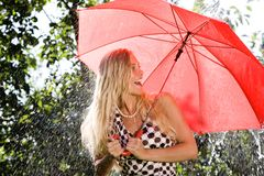 day rainy стоковые фотографии rf