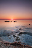 Day rise to St Tropez, france Stock Photography
