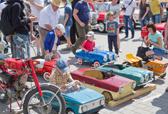 Day of Russia in Tula Stock Photography