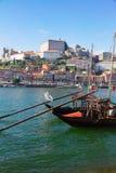 Day scene of Porto, Portugal Stock Images