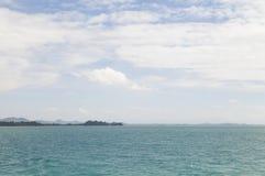 Day sea landscape Stock Photo