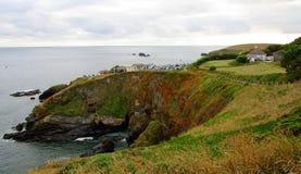 Cornwall Sea Coast Stock Photography