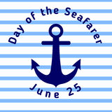 Day of the Seafarer Royalty Free Stock Image